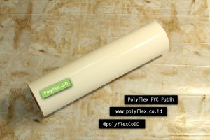 Polyflex PVC Putih