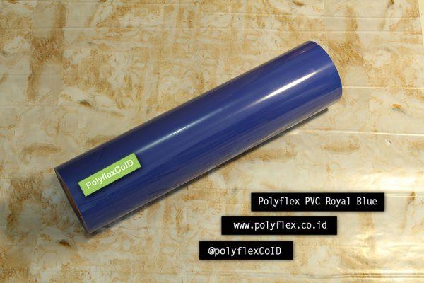 pvc-royal-blue