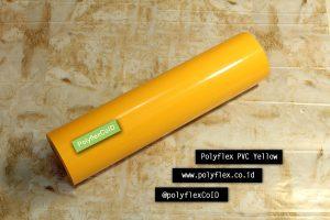 Polyflex PVC Yellow